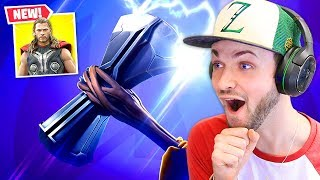 Download *NEW* AVENGERS WEAPONS in Fortnite! Video