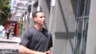 Download Stephen Curry Day in the Life: Bay Area Video