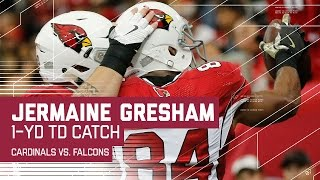 Download Carson Palmer Finds Jermaine Gresham for an Opening Drive TD! | Cardinals vs. Falcons | NFL Video