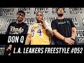 Download Don Q Freestyle w/ The L.A. Leakers - Freestyle #052 Video