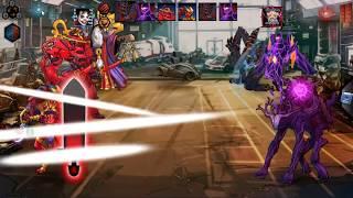 Download Mutants Genetic Gladiators - Mis mutantes evos 1500 Video