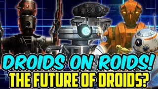 Download T3-M4 Puts the Droids on Roids! Crazy Damage in Arena! | Star Wars: Galaxy of Heroes Video