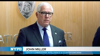 Download Deputy Commissioner John Miller On Thanksgiving Day Parade Security Video