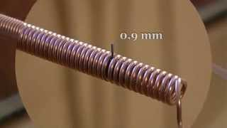 Download Copper coils maker Video