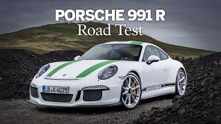 Download Porsche 991 R | Road Test | First Drive Video