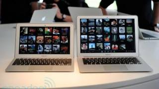Download New Mac OS X Lion, MacBook Air and More! Video