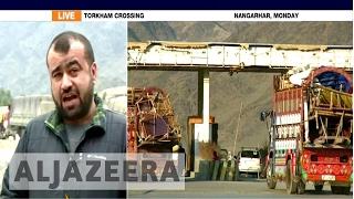 Download Closure of Pakistan-Afghanistan border crossings causes chaos Video