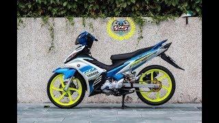Download Xe & Phong Cách 24h - Exciter 135 độ trang bị mâm Racingboy 6 cây siêu hiếm. Video