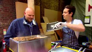 Download Michelin star chef Tom Kerridge visits Maltby Street Market Video