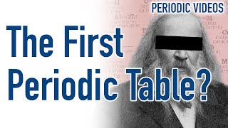 Download Who REALLY invented the periodic table? Video