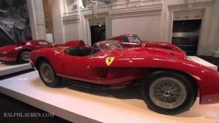 Download Ralph Lauren Car Collection in Paris Video