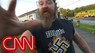 Download Neo-Nazi says he's emboldened by Trump Video