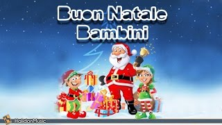 Download Merry Christmas Kids (Buon Natale Bambini) | Italian Christmas Songs for Children Video
