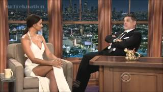 Download Irina Shayk (Hercules) - Interview - Craig Ferguson Video