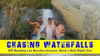 Download Off-Roading Waterfalls Near Los Barriles   Baja MX Part 14 Video
