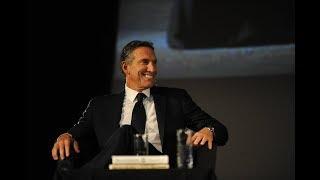 Download Howard Schultz, Starbucks CEO Talks Business Video