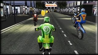 Download Motocross Urban Fever - Game Walkthrough (all 1-9 races) Video