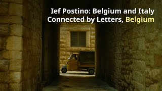 Download Ief Postino: Belgium and Italy Connected by Letters, BELGIUM Video