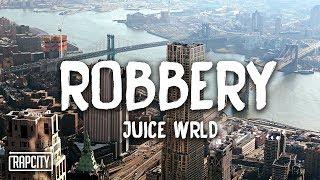 Download Juice WRLD - Robbery (Lyrics) Video
