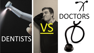 Download DOCTORS VS DENTISTS (a side-by-side comparison) Video