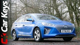 Download Hyundai Ioniq EV Review - An Everyday Electric Car? - Car Keys Video