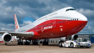 Download Boeing 747-8 Mega factories Documentary- Boeing's latest Jumbo Jet! Video