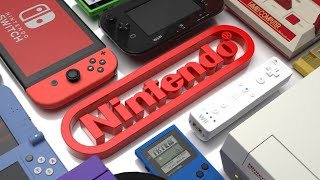 Download Every Nintendo Console Ever Video