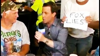 Download 'FOX LIES': Fox & Friends Segment CRASHED By Terrifying Democrat at Kentucky Diner Video