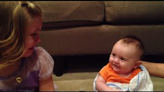 Download Sadie doesn't want her brother to grow up (ORIGINAL) Video