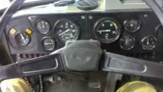 Download Запуск Урала/ Ural truck cold start Video