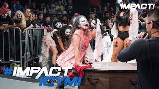 Download Rosemary vs Su Yung Devolves Into CARNAGE | IMPACT! Highlights May 3 2018 Video