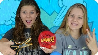 Download SLIME WARS BALLOON POP CHALLENGE || SLIME BALLOON TUTORIAL || *** FAIL *** || Taylor and Vanessa Video
