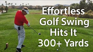 Download Powerful, Effortless, Pain-Free Golf Swing Hits It 320 Video