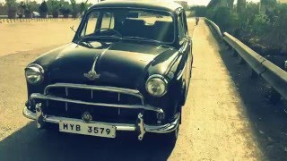 Download 1957 Morris Oxford / Hindustan Landmaster walk-around Video