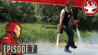Download Flying Like Iron Man, Part 7: First test with rockets! Video