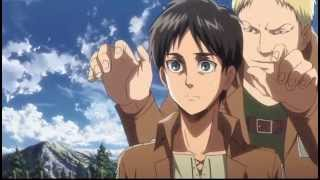 Download Annie vs Eren Training Scene [English Dub] Video