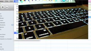 Download Make your MacBook Pro's Backlit Keyboard Flash to a Song Video