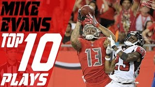 Download Mike Evans Top 10 Plays of the 2016 Season | Tampa Bay Buccaneers | NFL Highlights Video