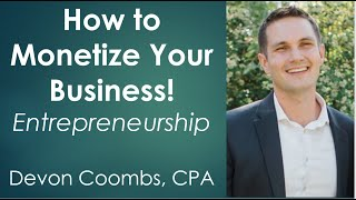 Download What is Monetization? 10 Ways to Monetize Assets and Businesses Video