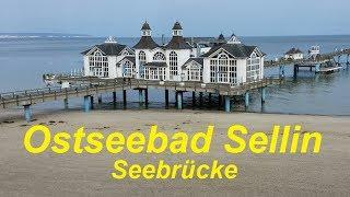 Download Rügen Ostseebad Sellin Seebrücke Video
