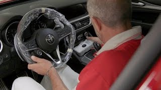 Download Alfa Romeo Cassino Plant | Giulia & Stelvio Production | Industry 4.0 Video