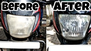 Download Headlight Restoration (cleaning) for all cars and motorcycles!!! Video