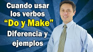 Download COMO USAR LOS VERBOS ″MAKE y DO″. ¡VEA ESTA CLASE!! Video