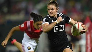 Download HIGHLIGHTS: New Zealand women claim Dubai Sevens Video