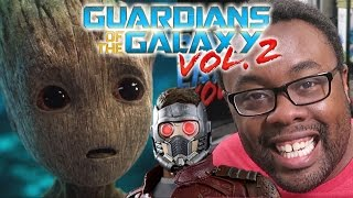 Download GUARDIANS of the GALAXY Vol. 2 Teaser Trailer REACTION Video