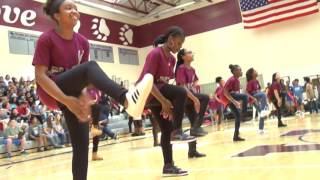 Download 8th Grade STEP TEAM, Union Grove Middle School, McDonough, GA STEP TEAM GET READY Video