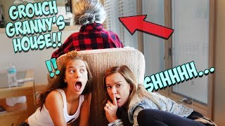Download WE BREAK INTO GROUCHY GRANNY'S HOUSE!!! Video