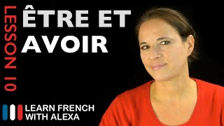Download Être & Avoir (French Essentials Lesson 10) Video
