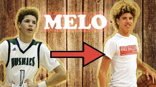 Download The EVOLUTION of LAMELO BALL!! 7 INCHES in 2 YEARS!!! Video