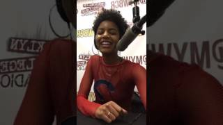 Download Ebonee Davis on the radio with Callaloo & Collard Greens 3/21/17 Video